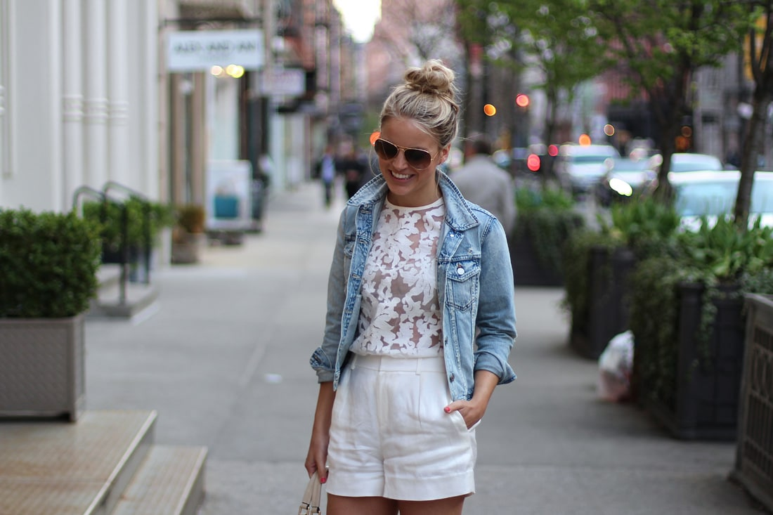 DENIM JACKET - Styled Snapshots