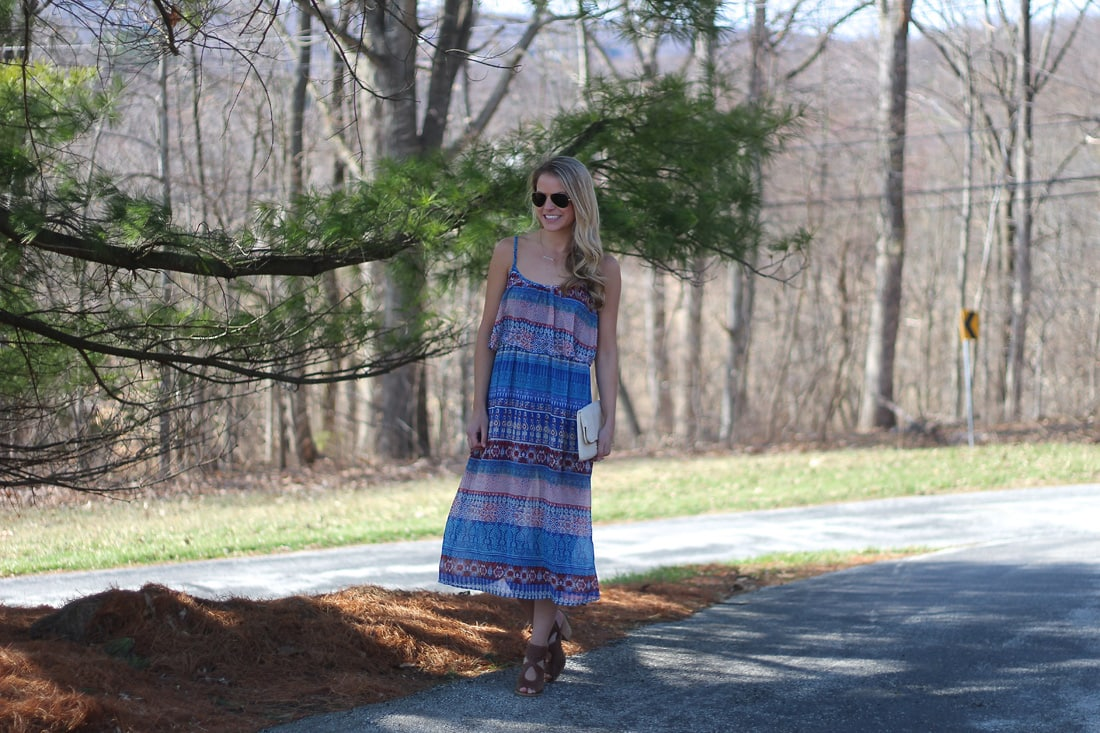 overlay midi dress, bohemian dress, coachella fashion