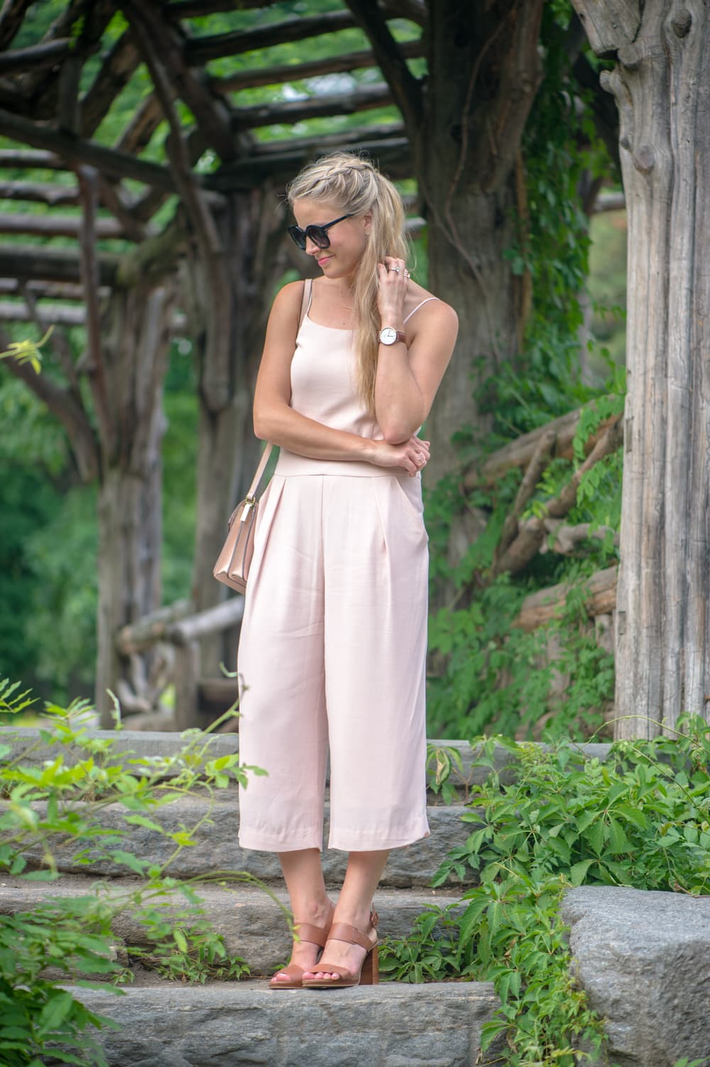 1.state jumpsuit, styled snapshots