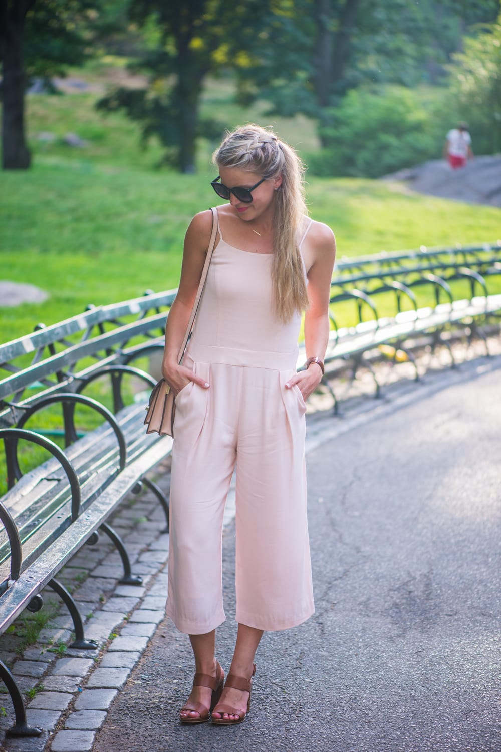 braided hairstyles, culottes