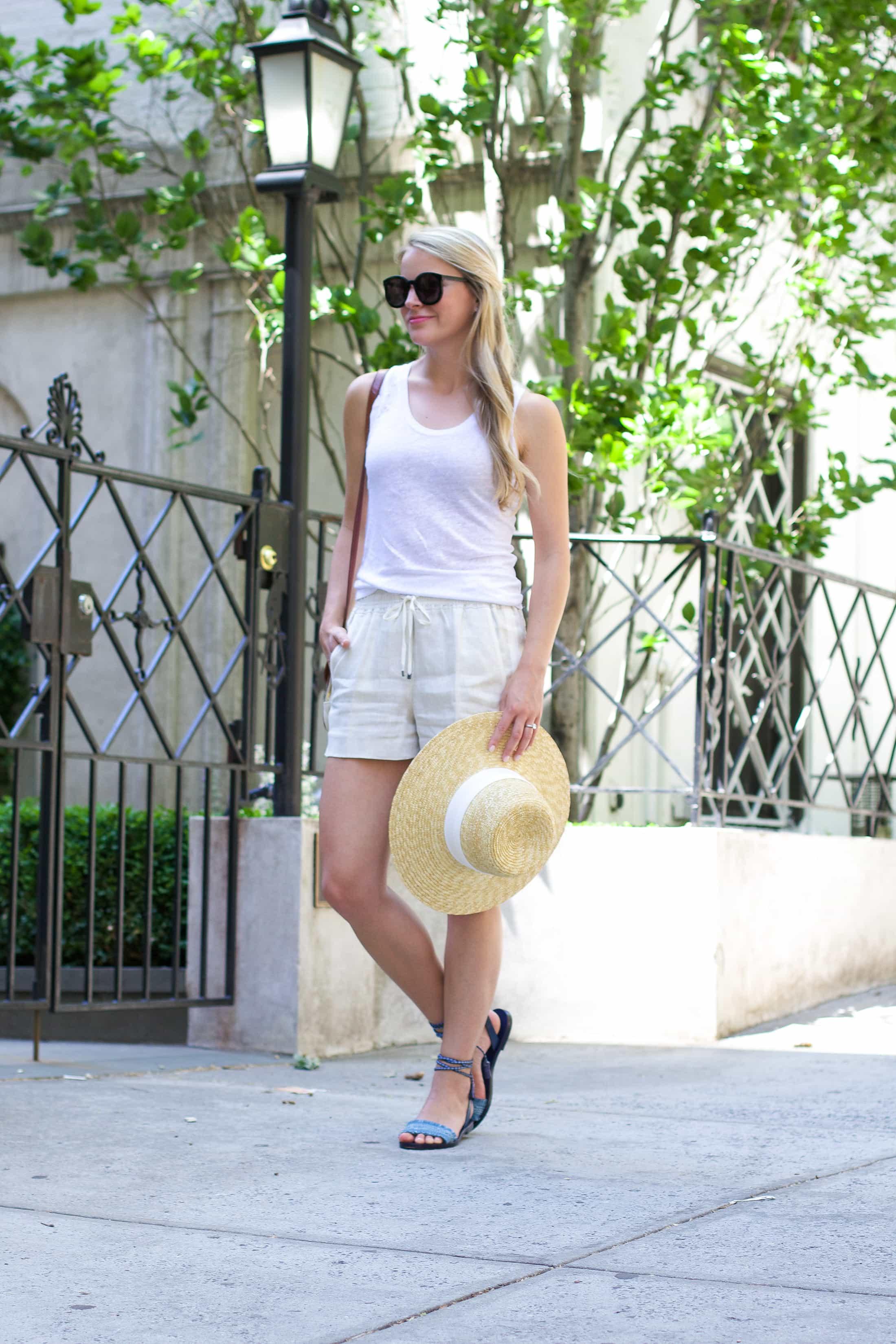 summer fashion trends, kendall johnson