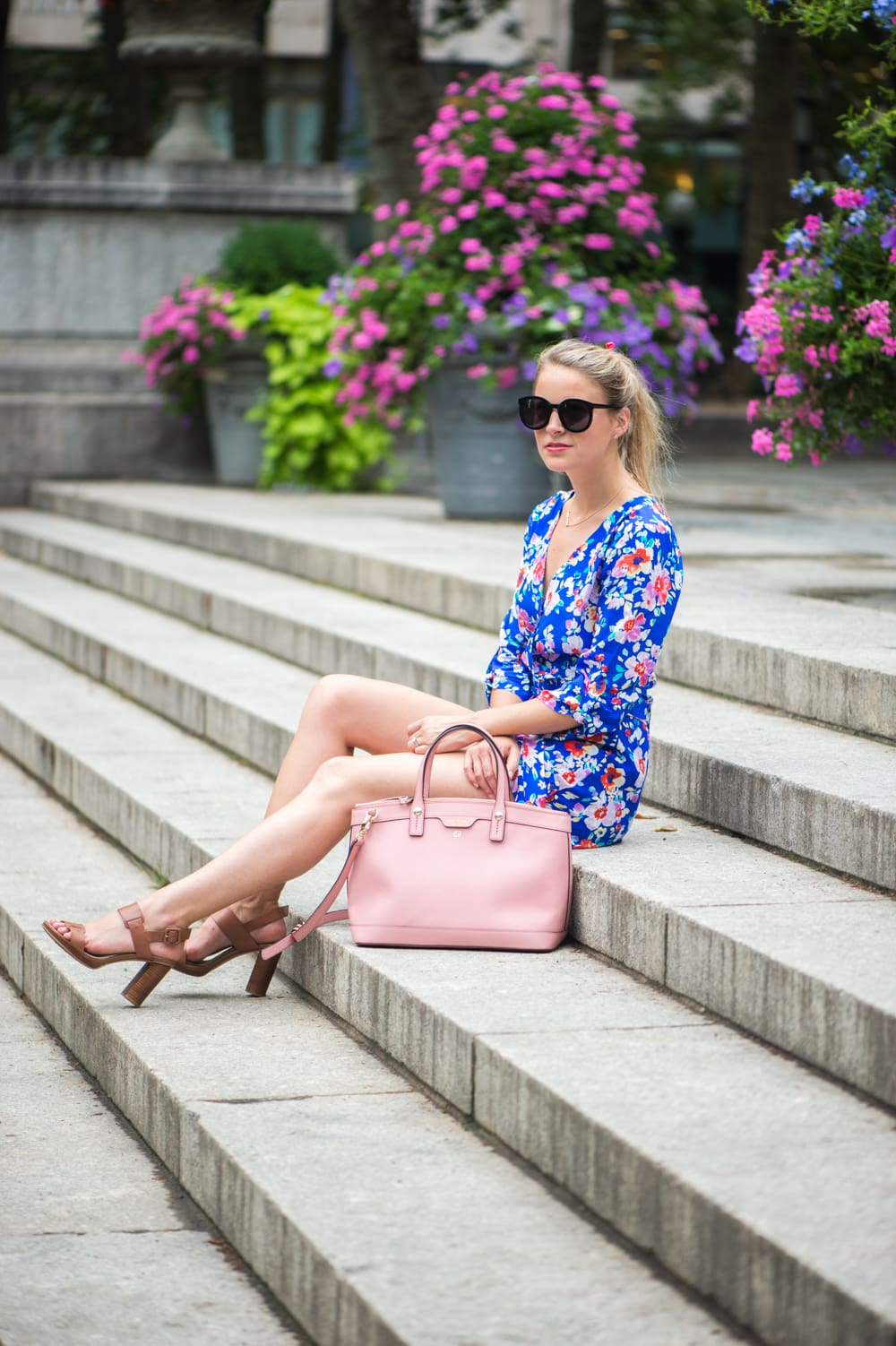 a20a553ceee YUMI KIM FLORAL ROMPER - Styled Snapshots