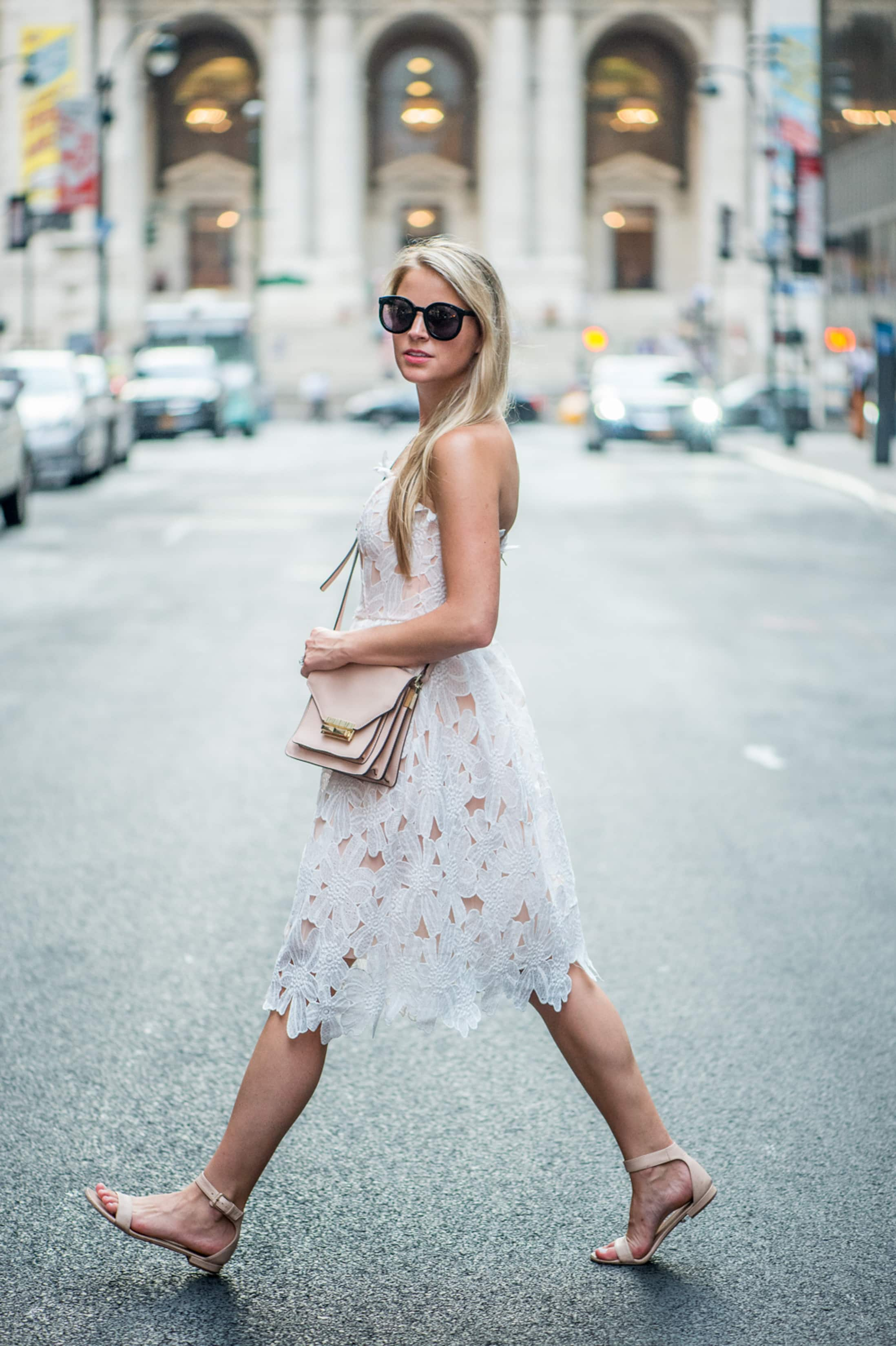bridal shower dress - Styled Snapshots