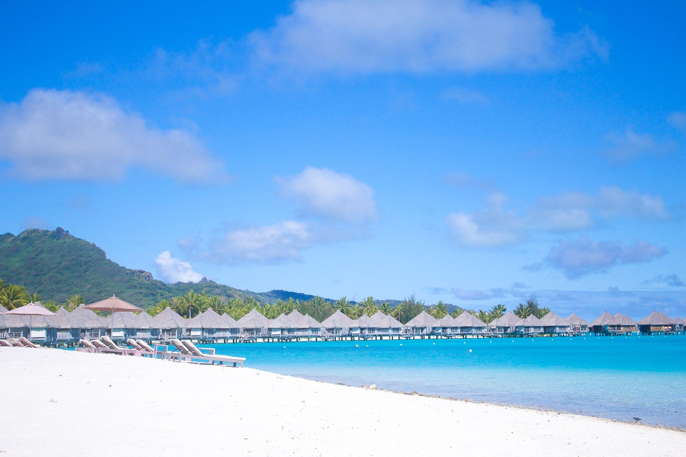 Bora Bora Huts
