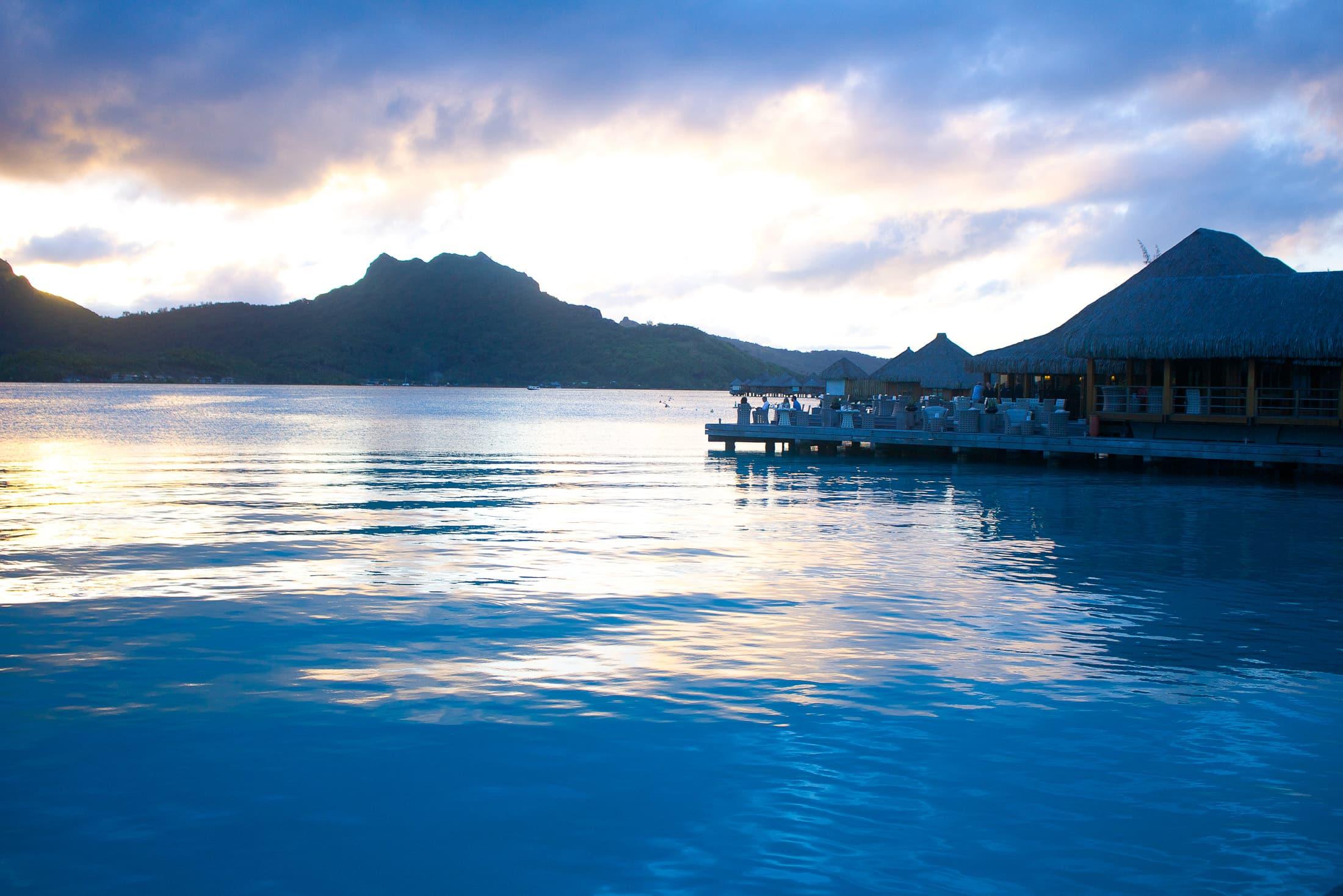Lagoon Restaurant Bora Bora