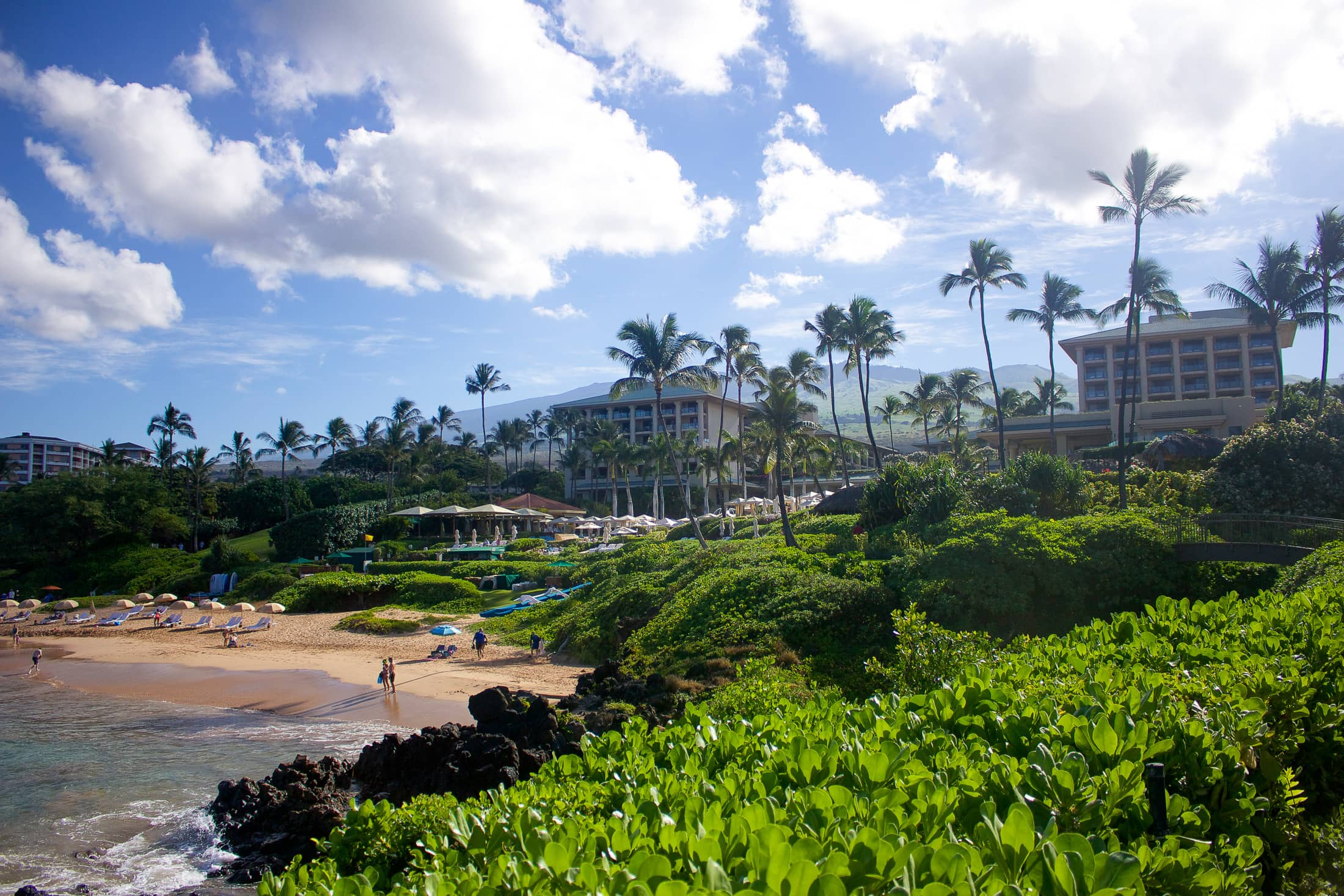 four seasons maui hawaii, honeymoon destinations