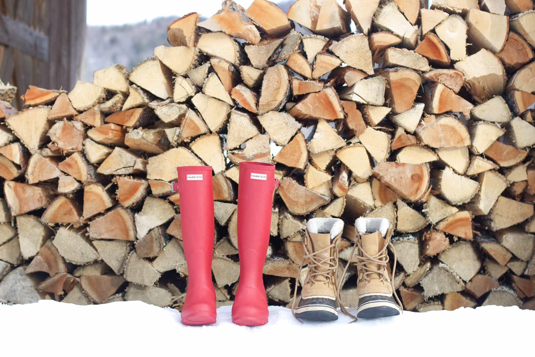 hunter boots, sorel boots, snow boots