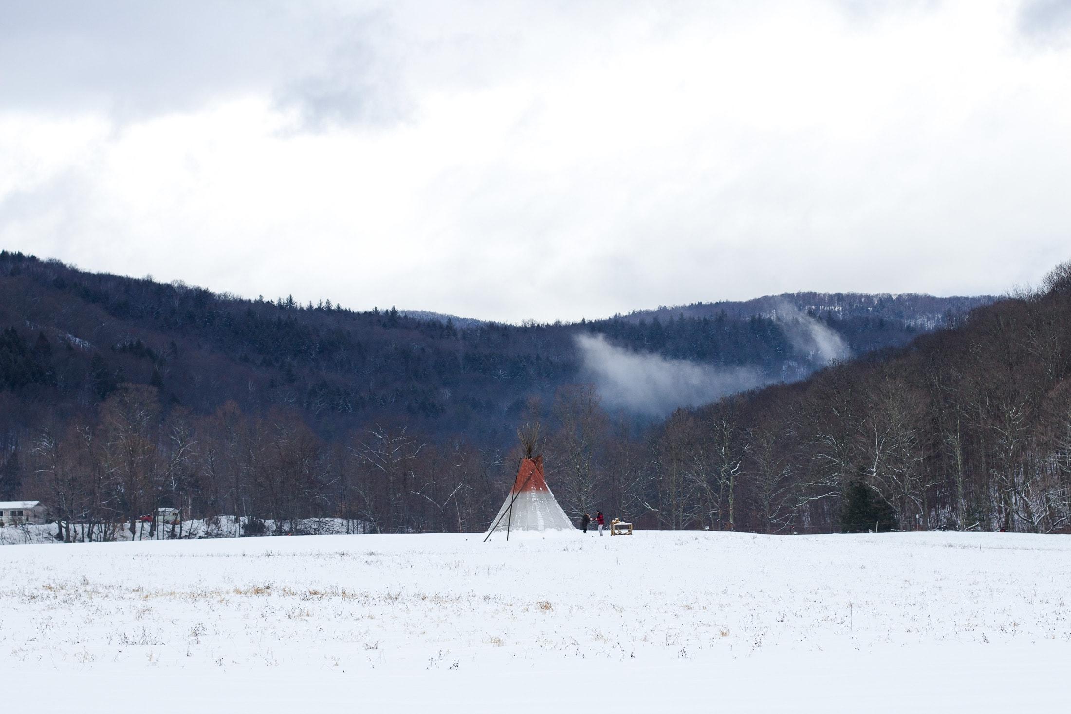killington vermont winter