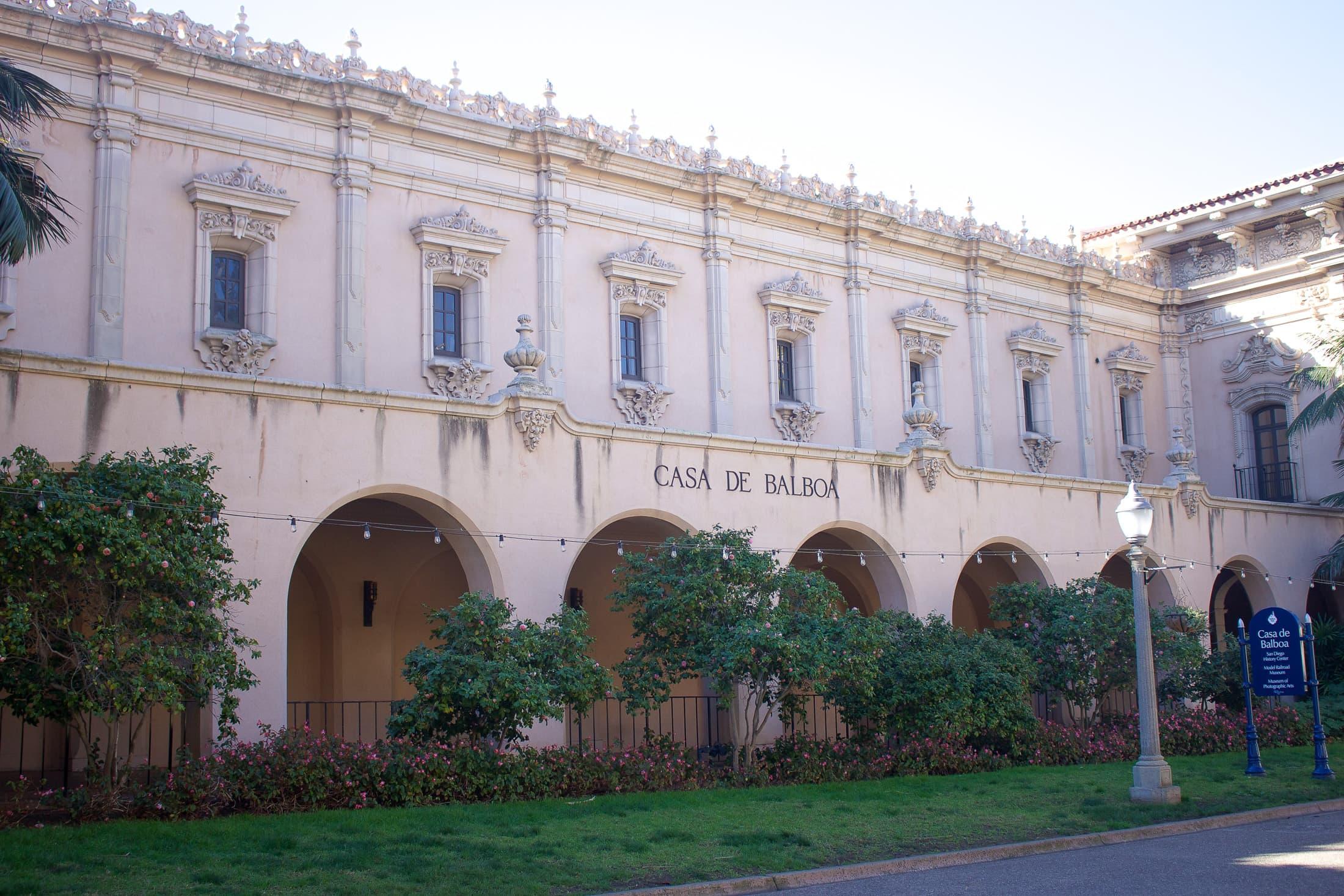 Casa Del Balboa