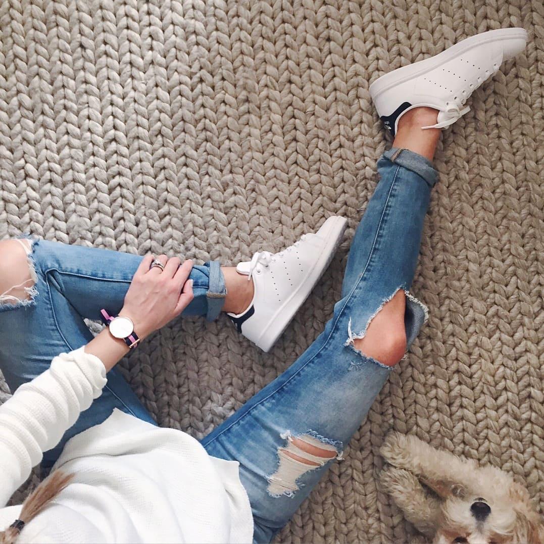 distressed denim, affordable jeans