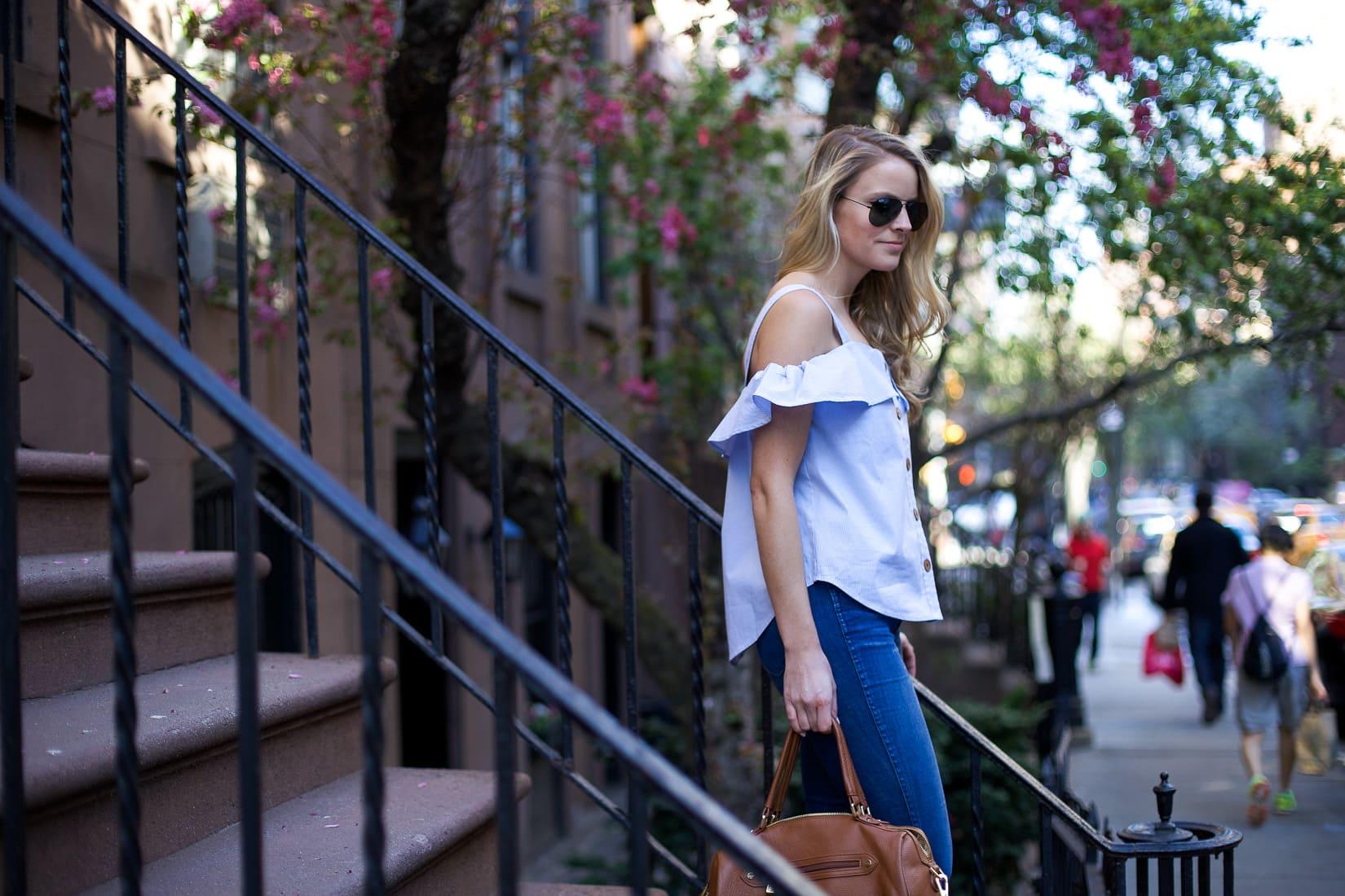 spring fashion, trends, new york city