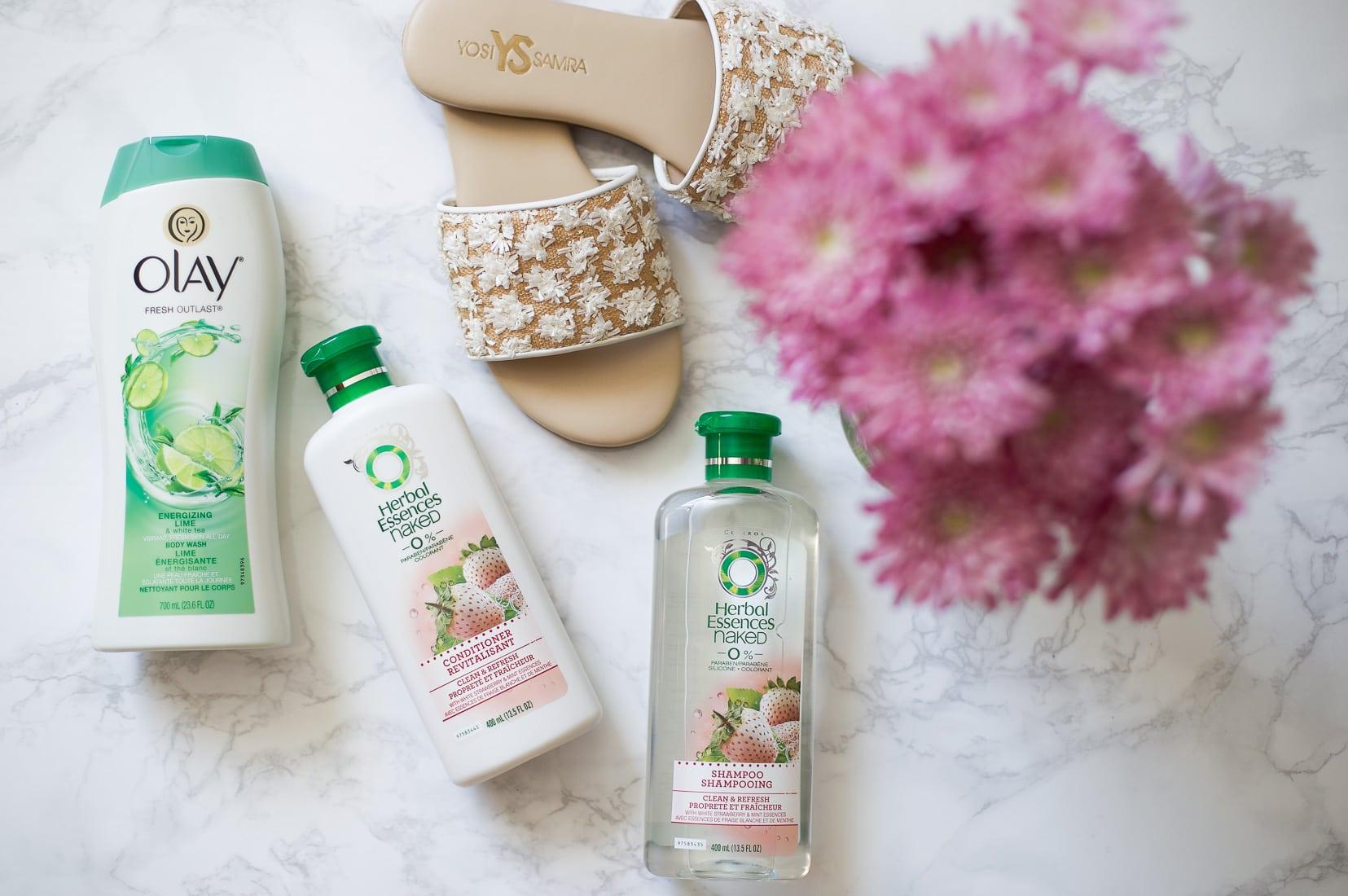 Herbal Essence Conditioner Revitalisant
