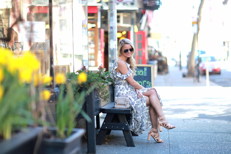 3064b295f30de2 Topshop Floral Dress Cold Shoulder – DACC