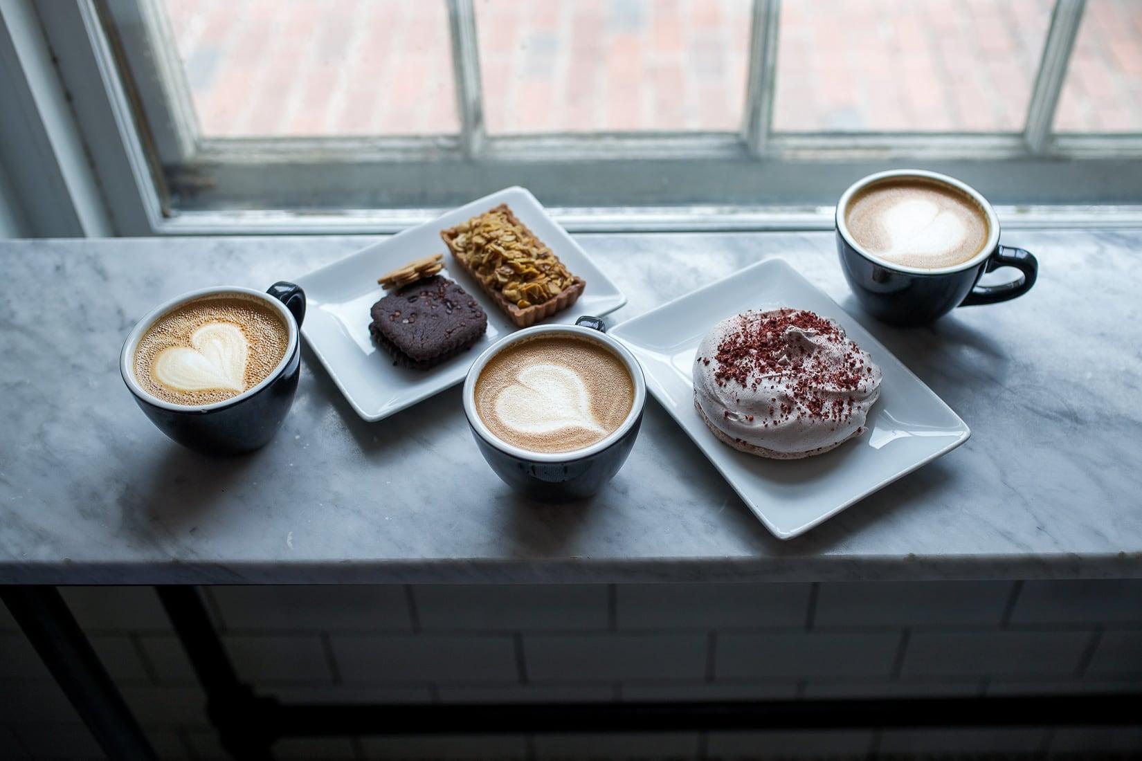 Boston Coffee Shops, best coffee in Boston