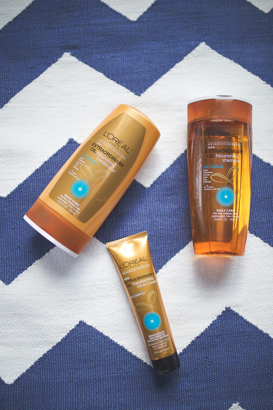 Advanced Haircare Extraordinary Oil Shampoo & conditioner