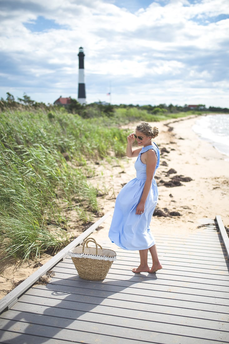 straw beach tote
