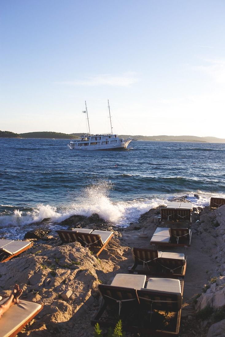 hvar beaches