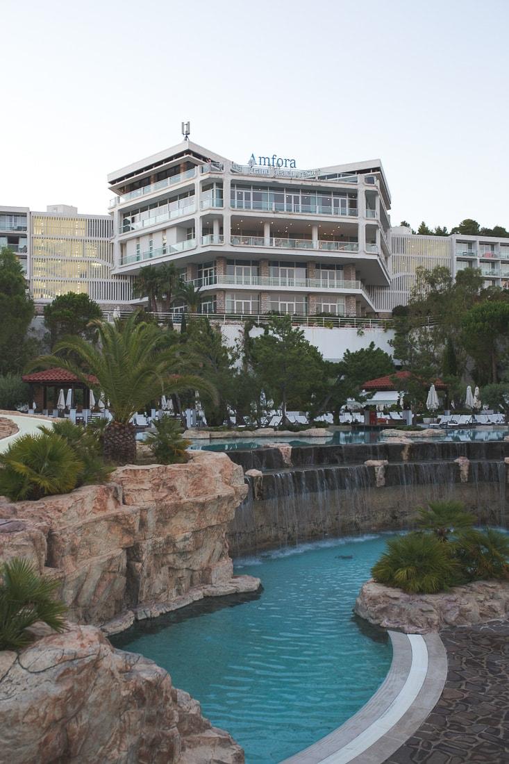 amfora hotel hvar