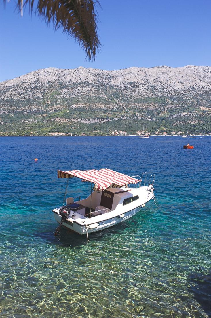 travel guide croatia