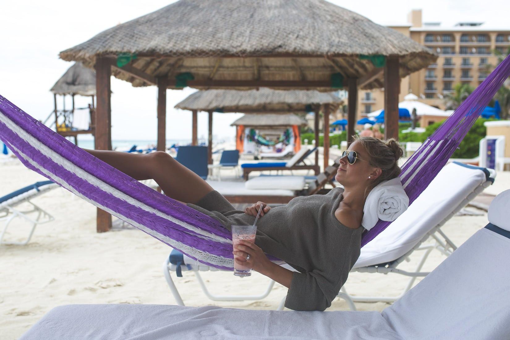 Beach Villa Hammock Ritz Carlton