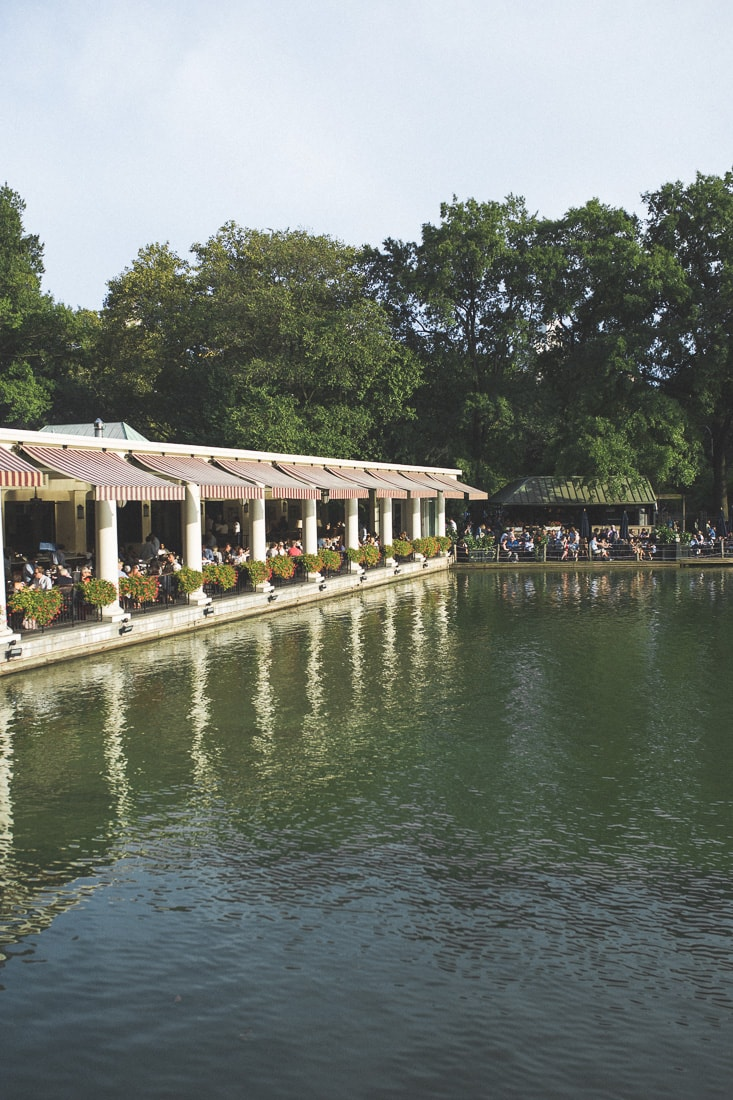 Central Park Boat House