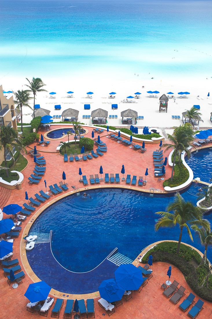 Ritz Carlton Cancun Mexico