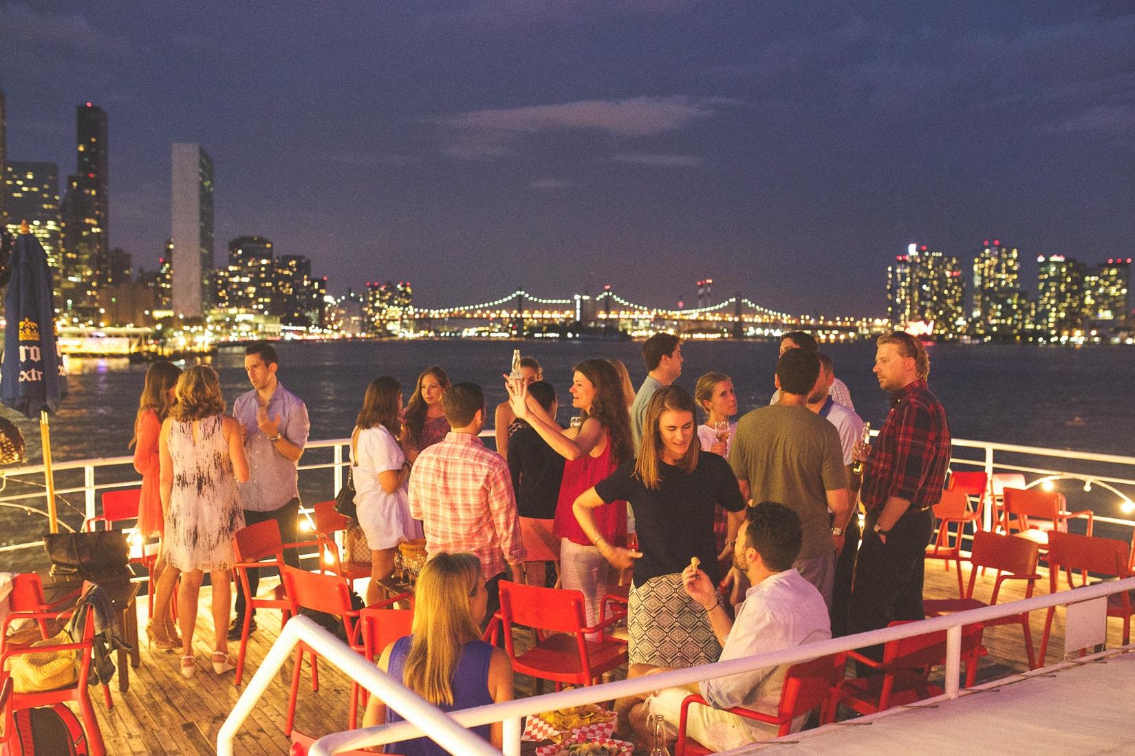nyc birthday party bars