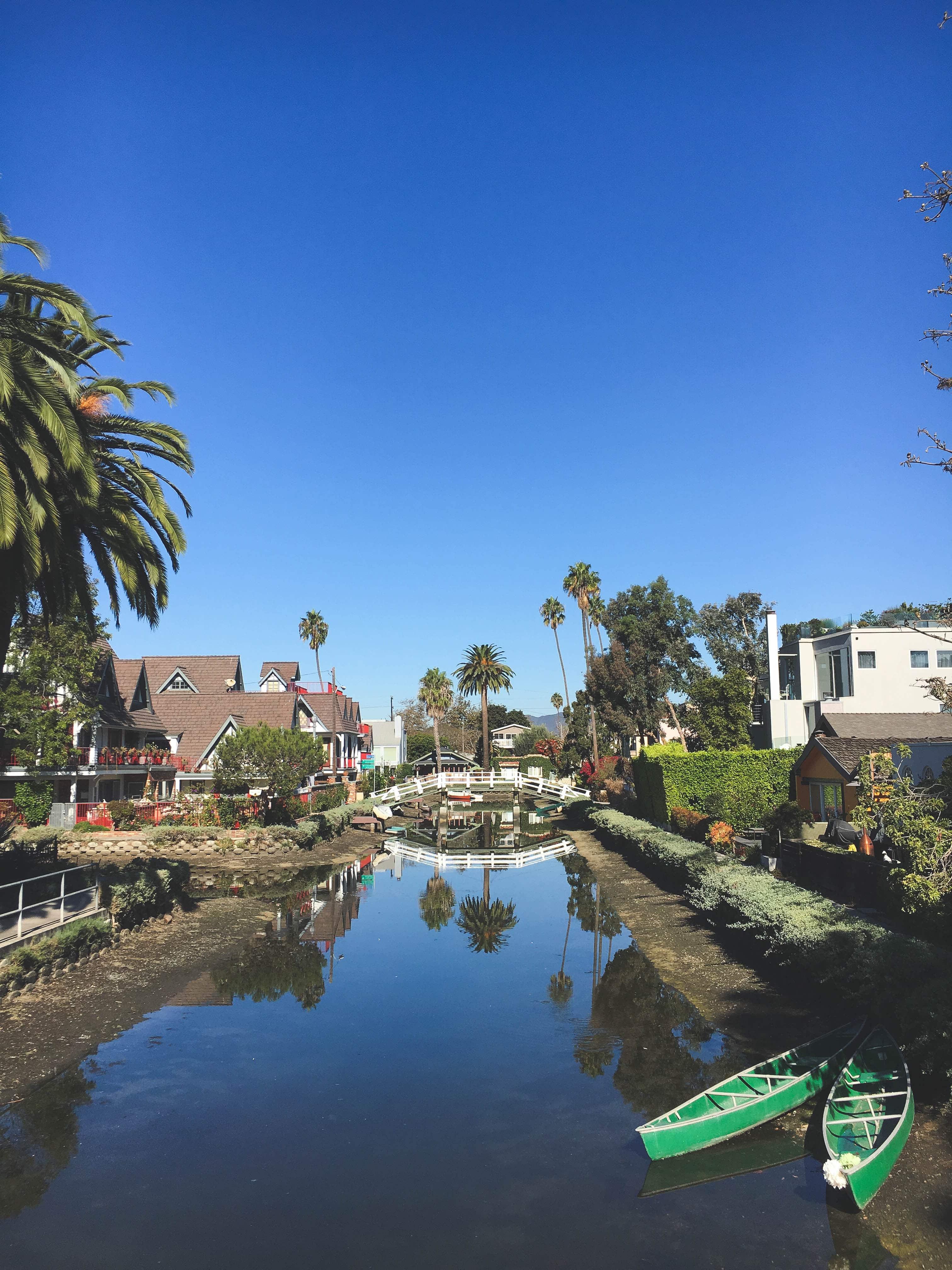 Venice Beach Canals