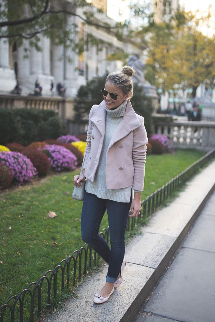 styled snapshots, grey turtleneck
