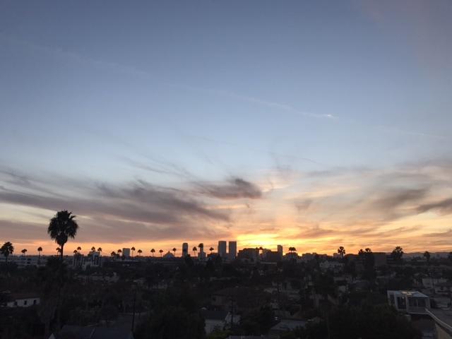 Los Angeles Sunset