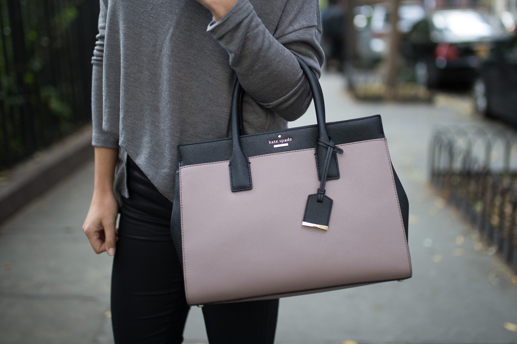 leather bag for fall