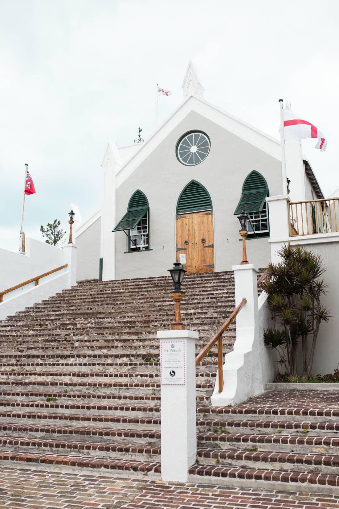 St. George's Island Bermuda Church