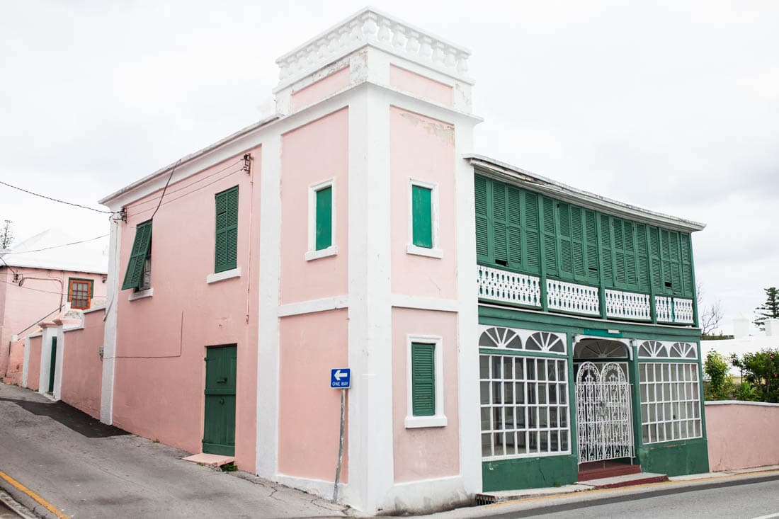 St. George's Island Bermuda