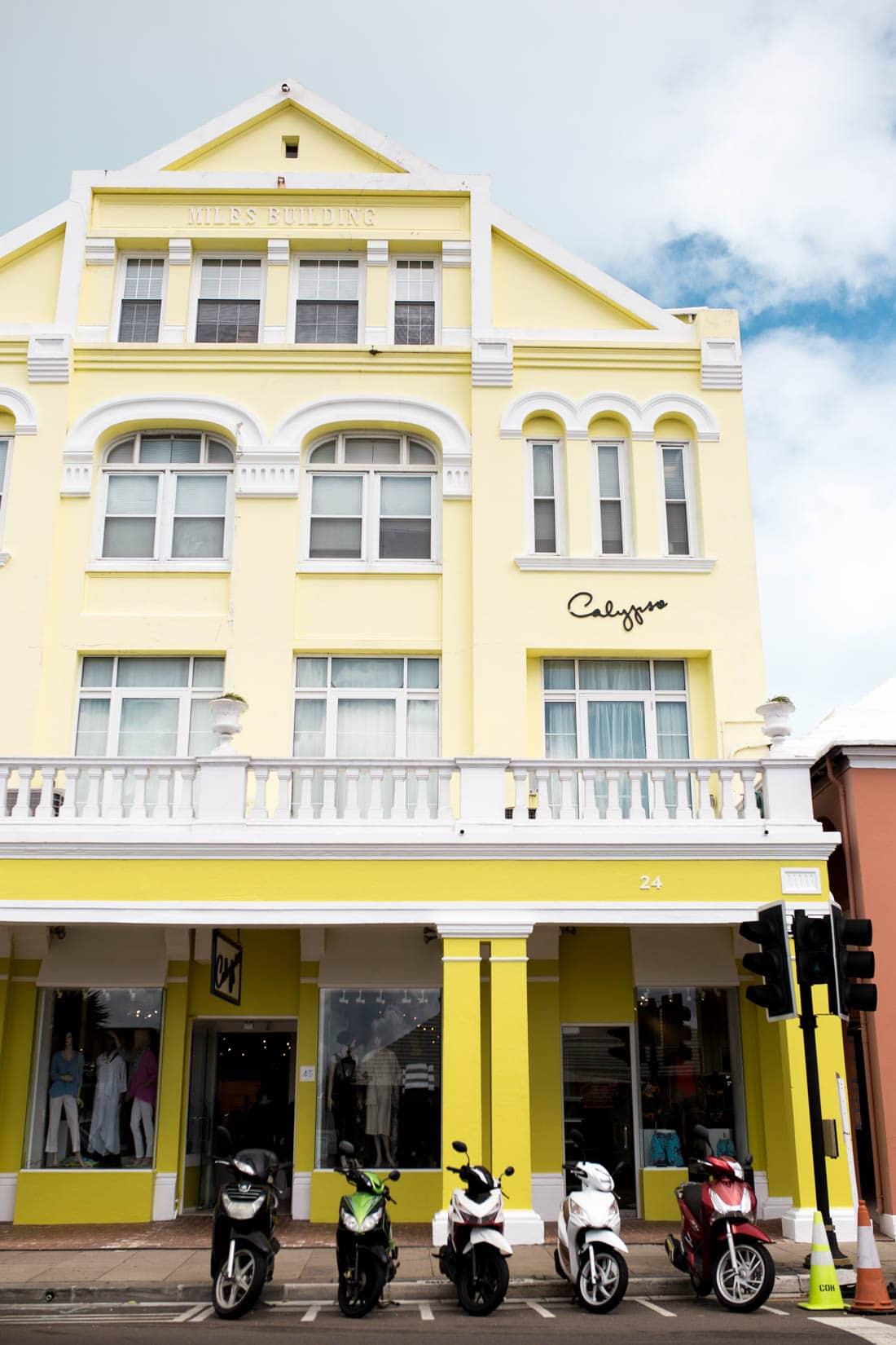 Front Street Bermuda