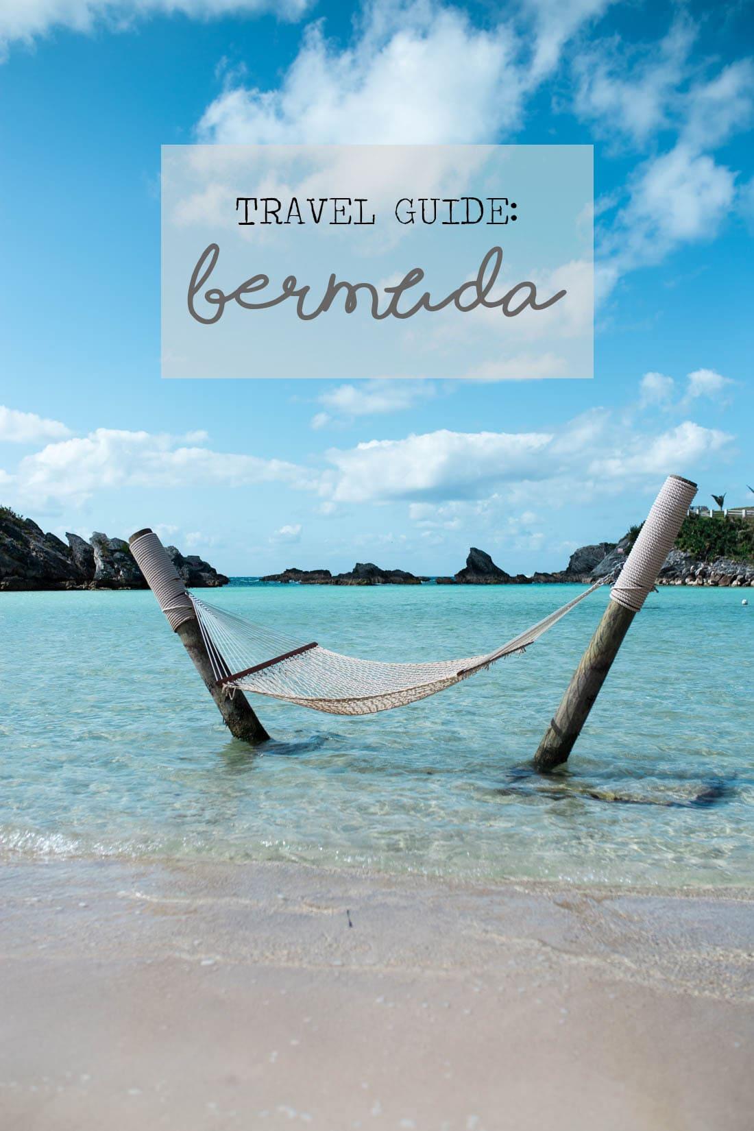 bermuda travel guide