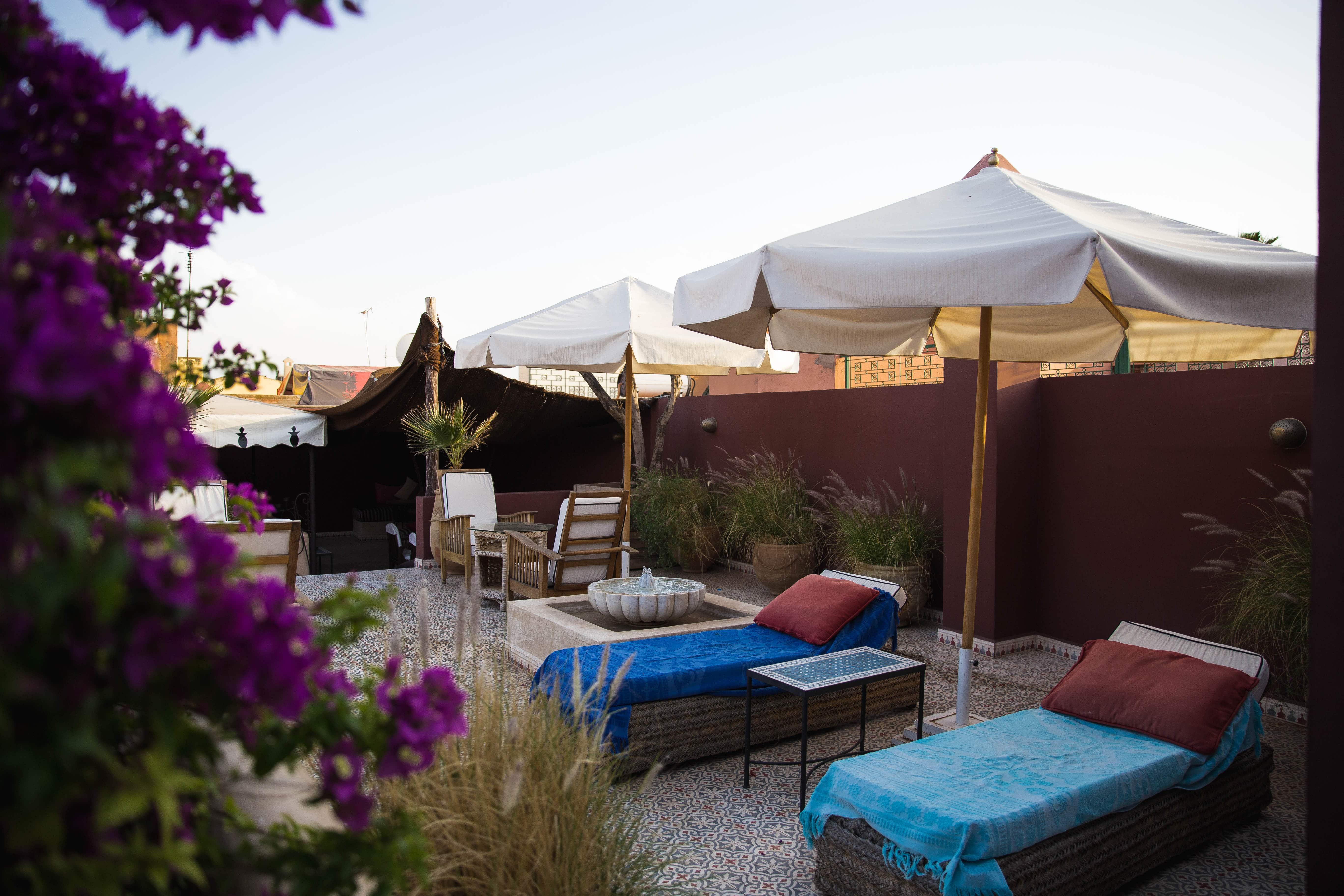 Rooftop Riad Marrakech