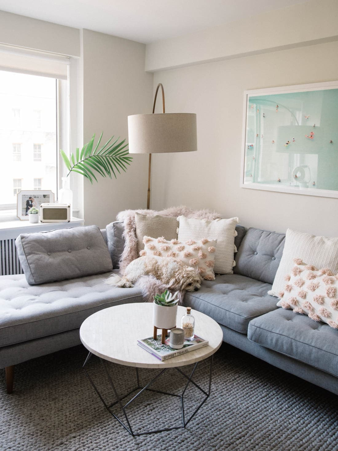easy ways to update your living space each season styled snapshots