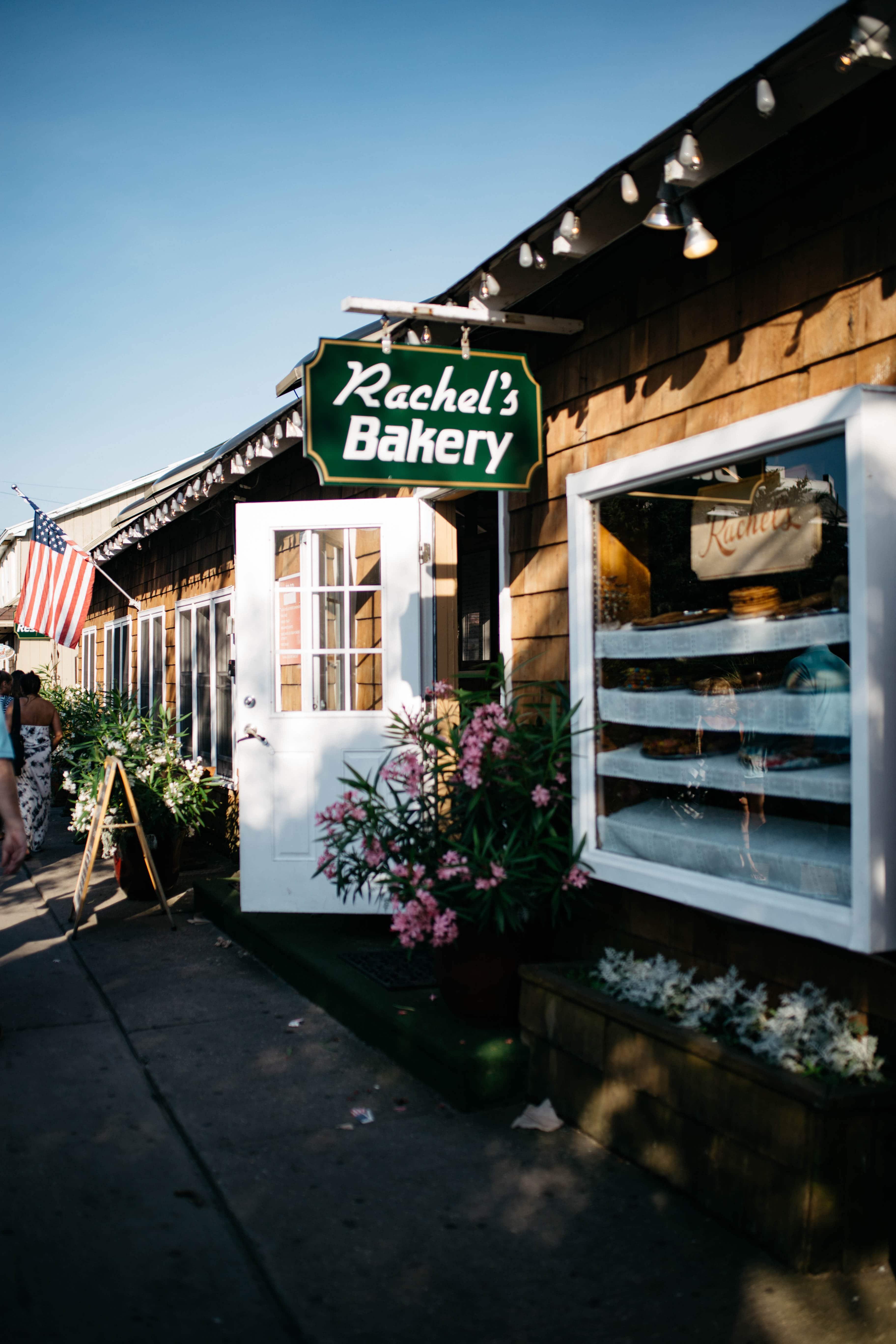 Rachel's Bakery Ocean Beach