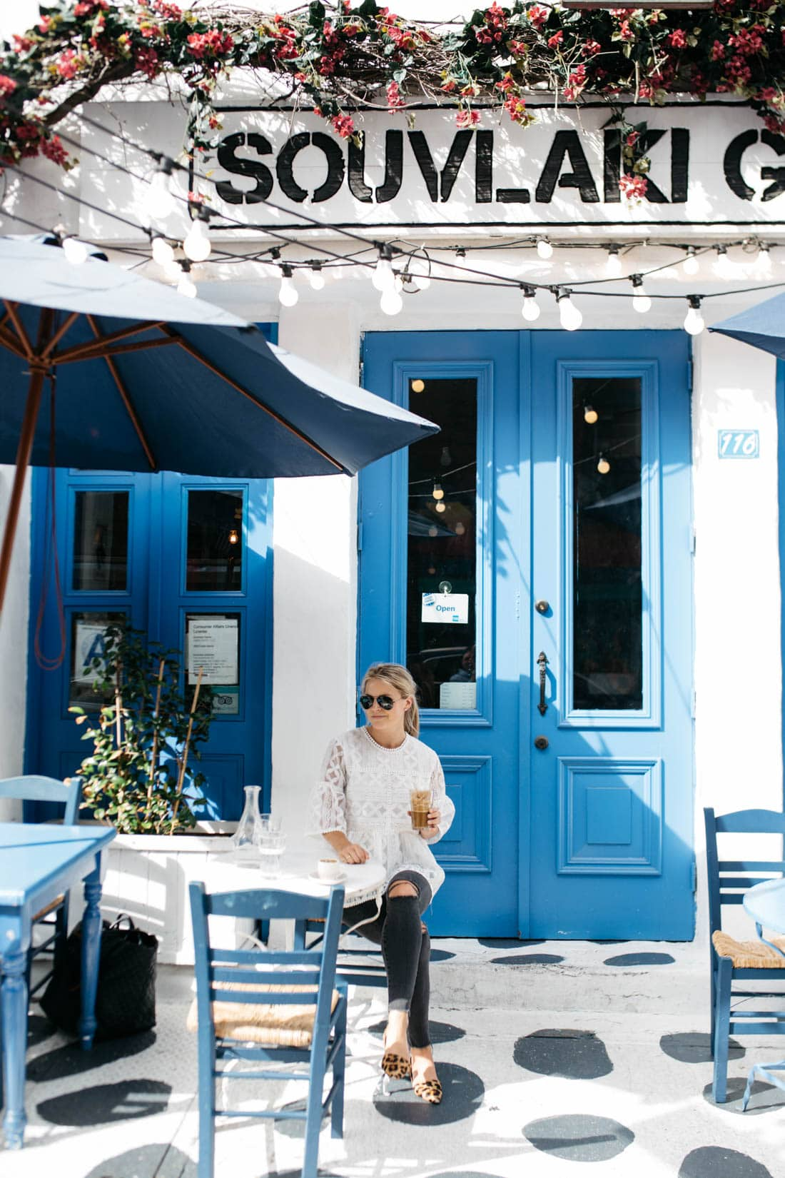 Greek Restaurants NYC