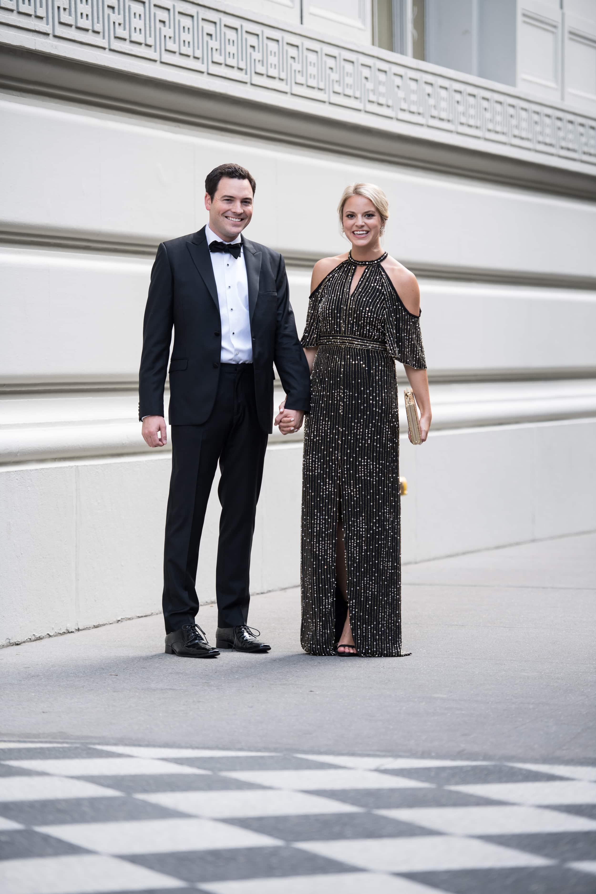 8b751c1760 Black Tie Wedding Attire - Styled Snapshots
