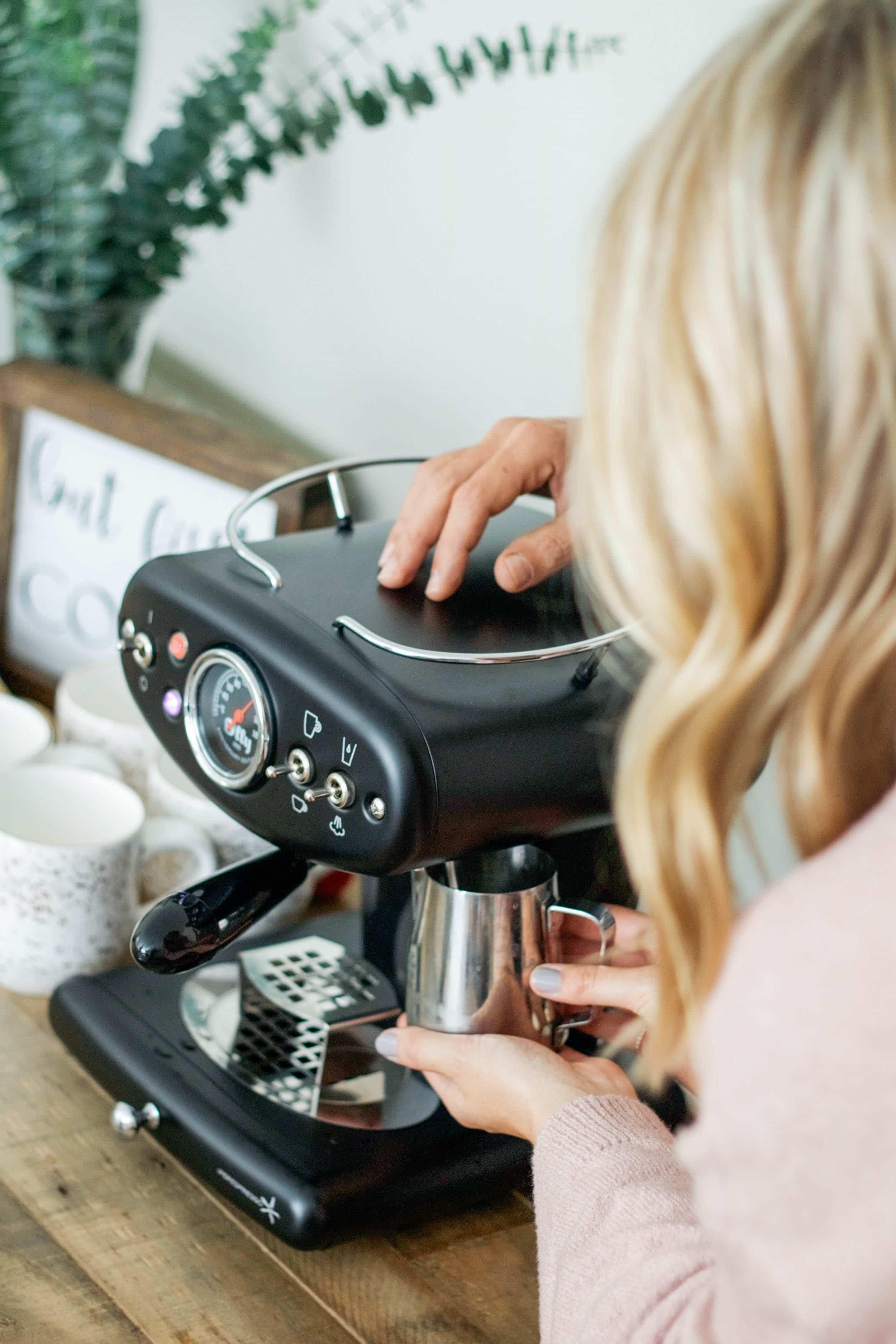 best at home coffee machine