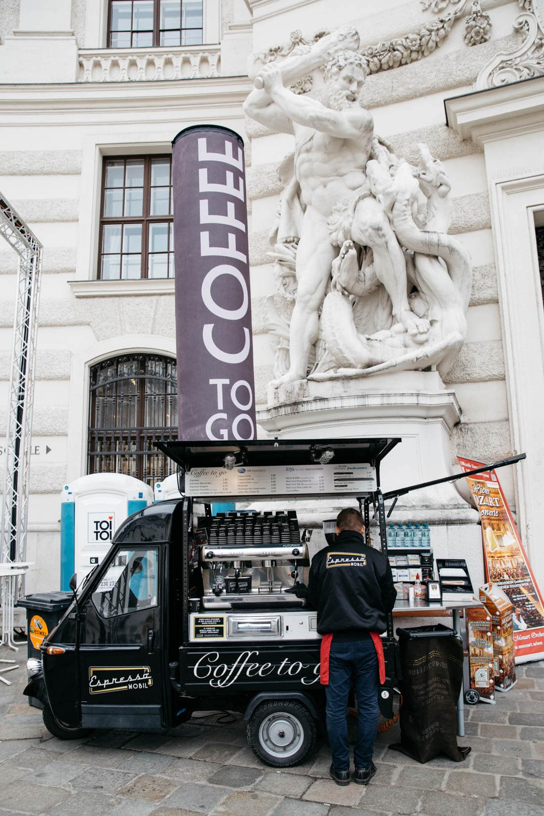 Coffee to go Vienna