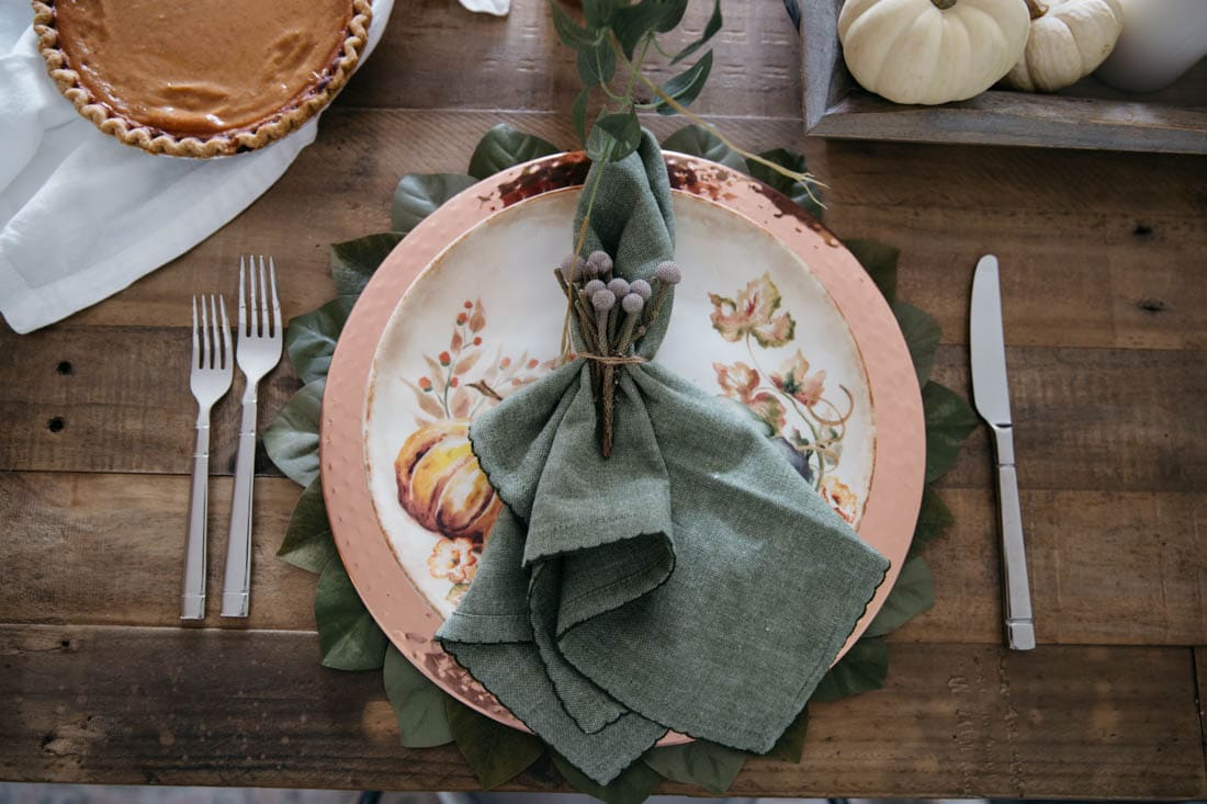 Table Napkin Ideas