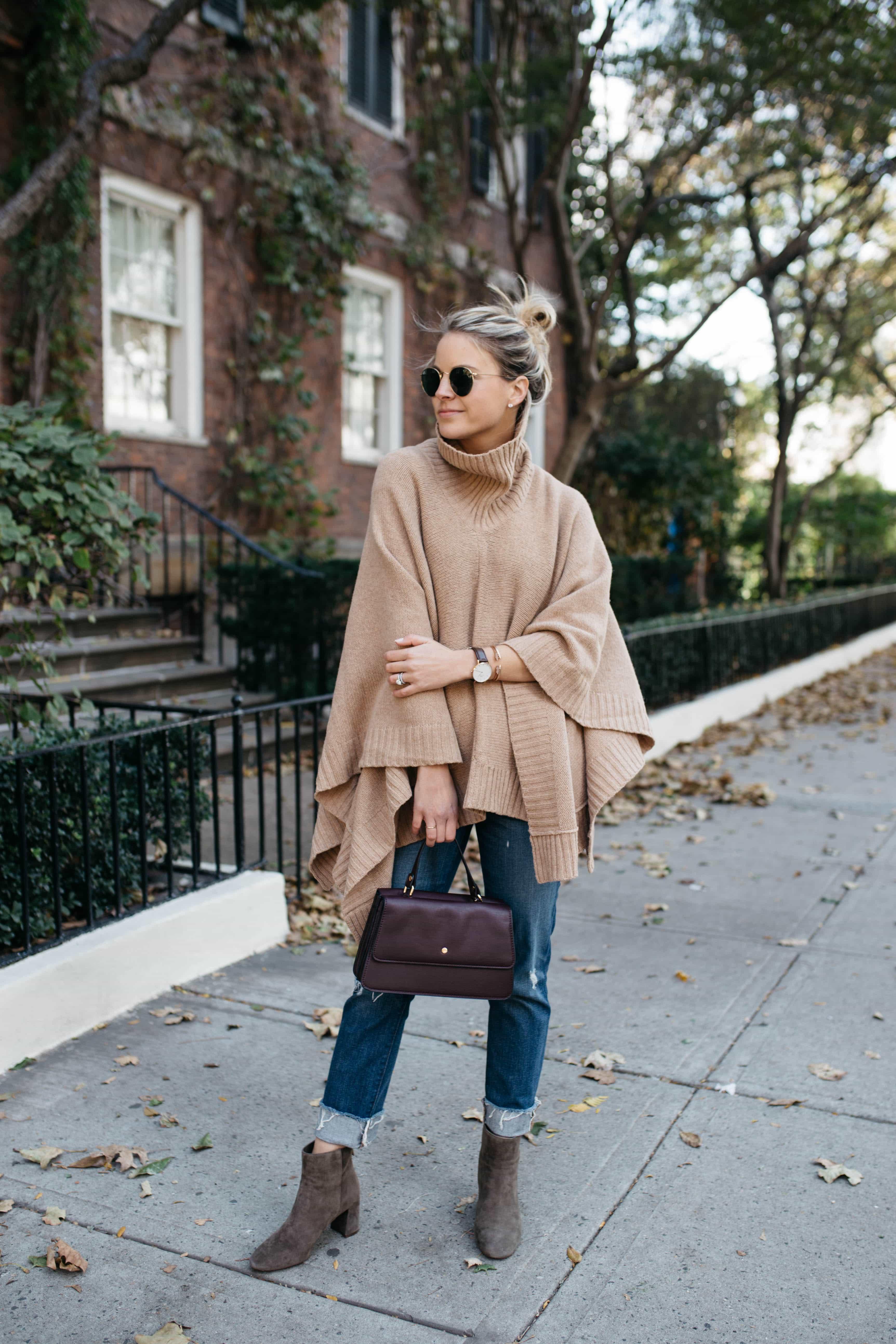 camel cape