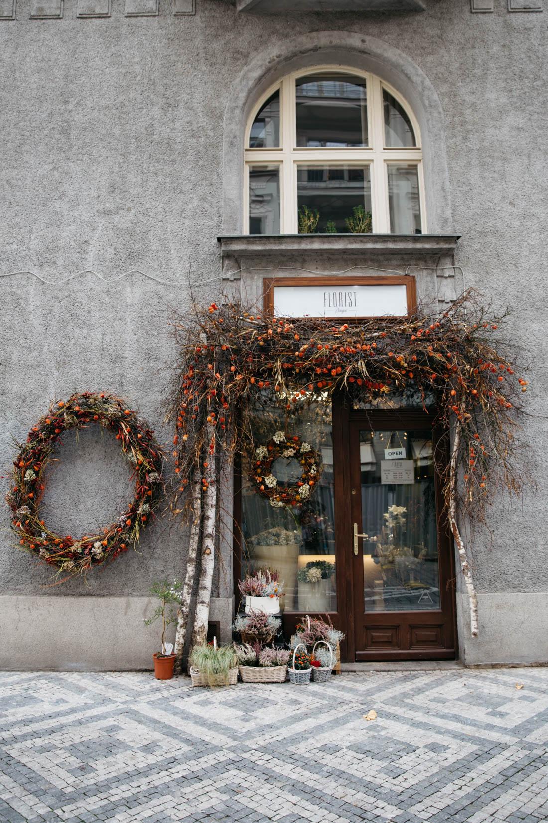 Prague Flower Shop