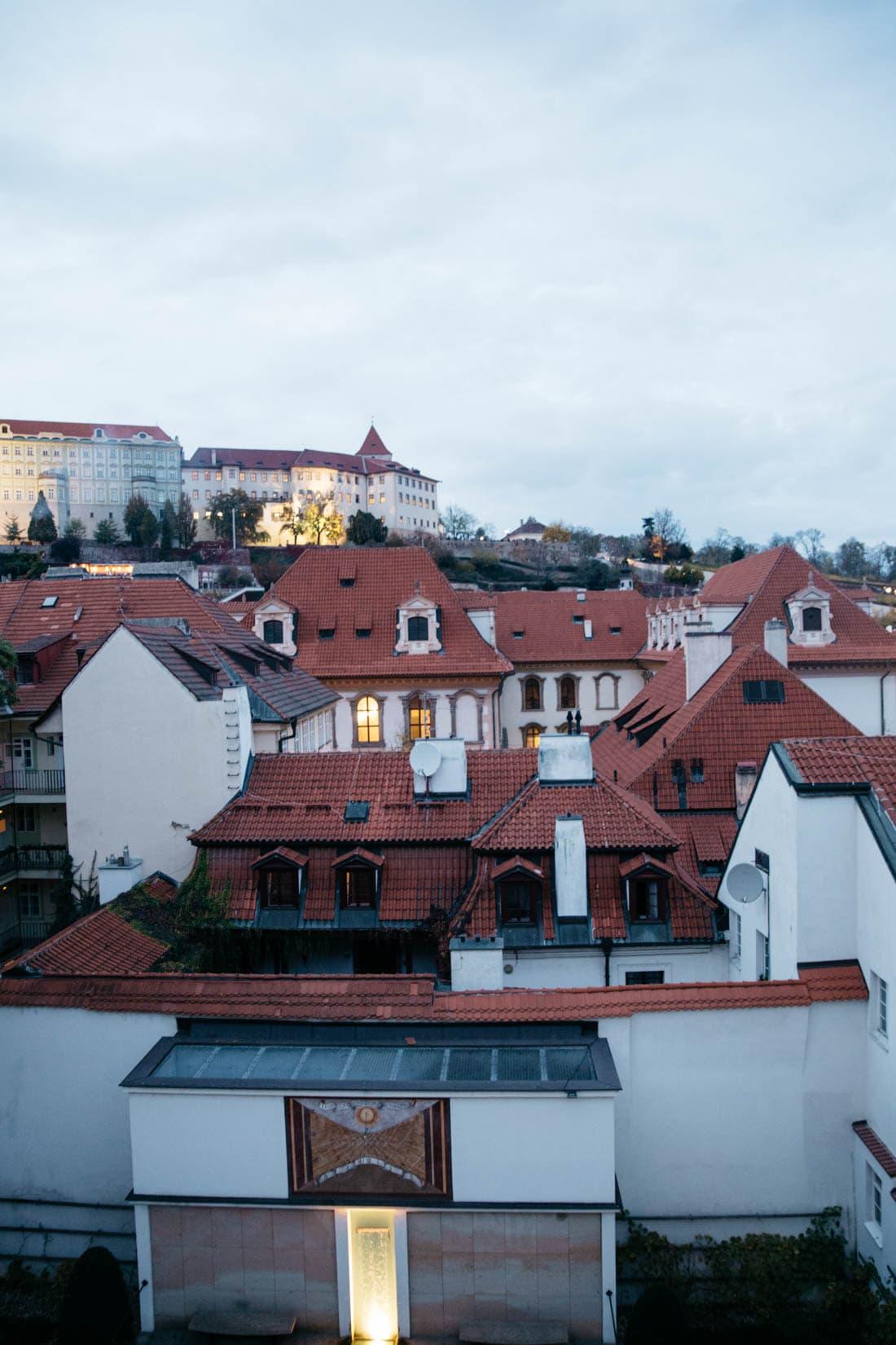 Best Prague Hotels