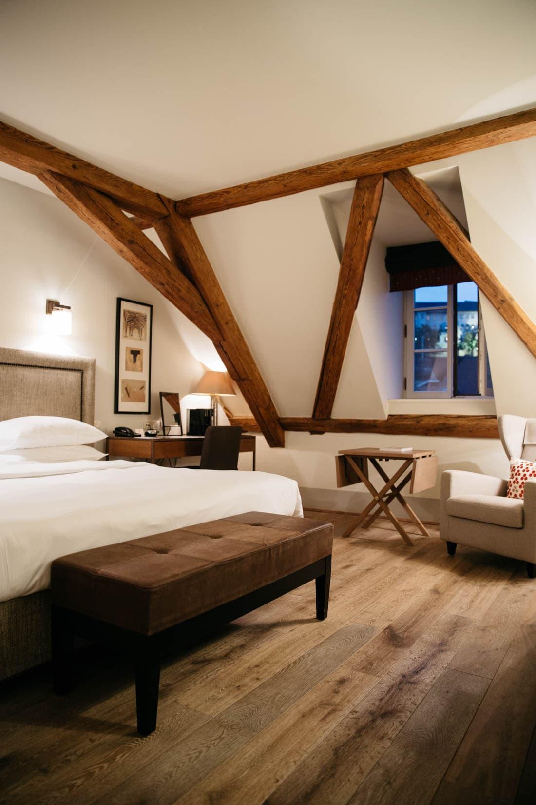 Luxury Prague Hotel