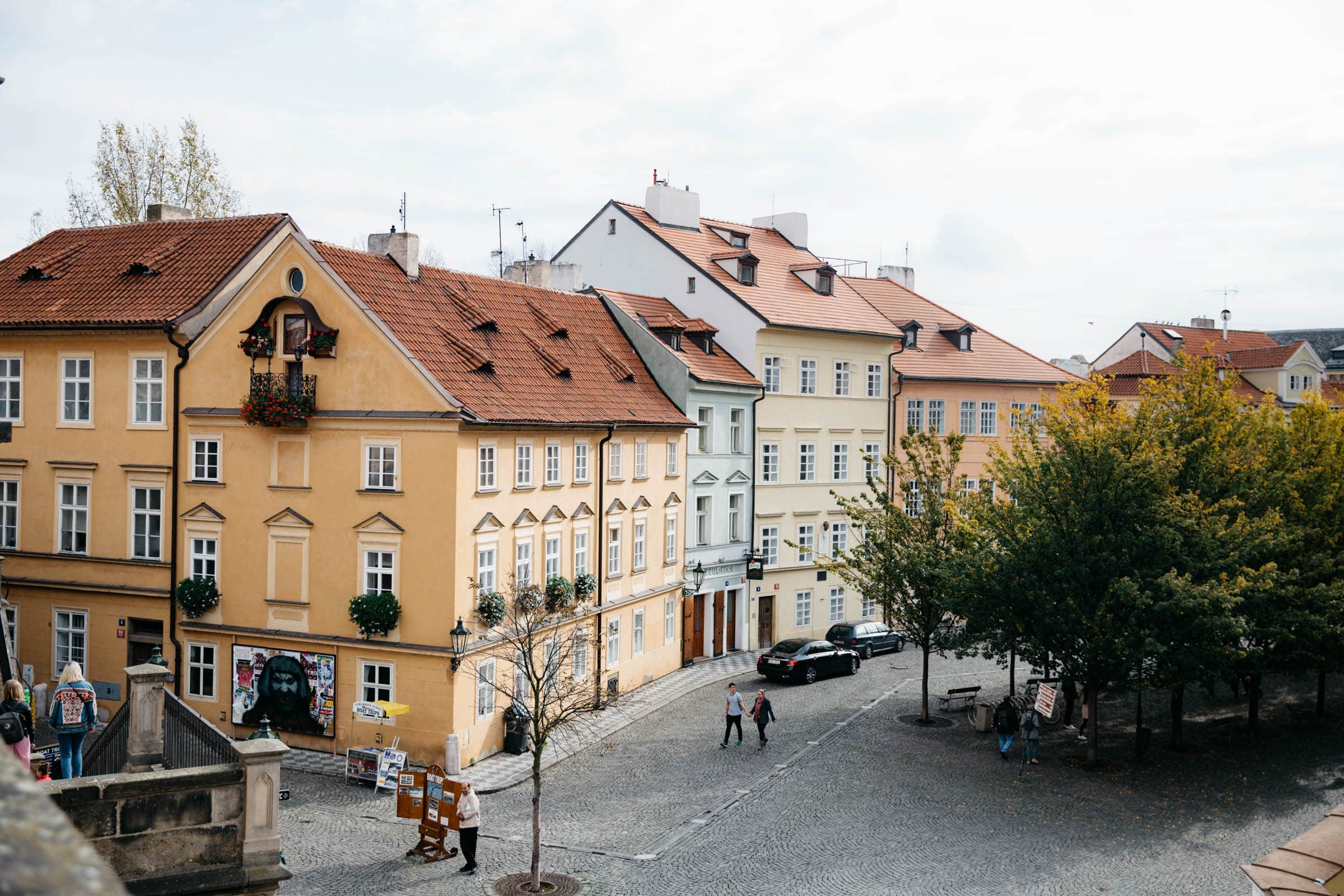Where to eat in Prague