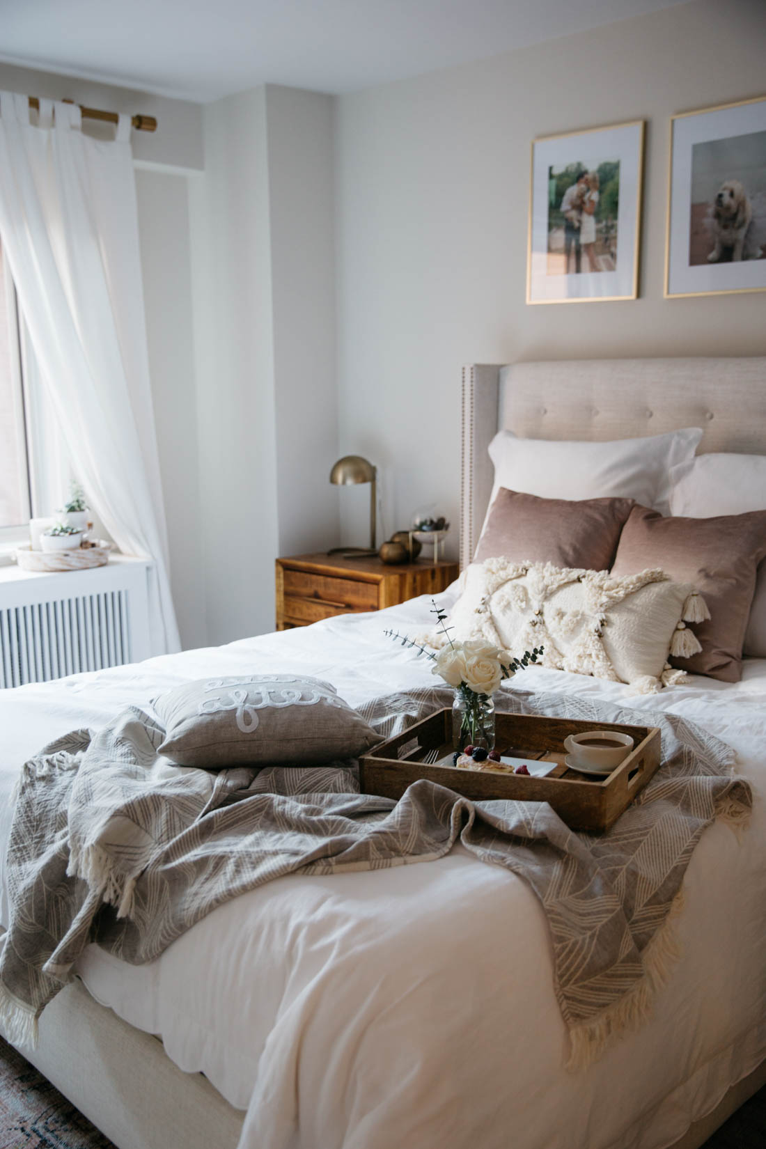 Neutral Bedroom Decor