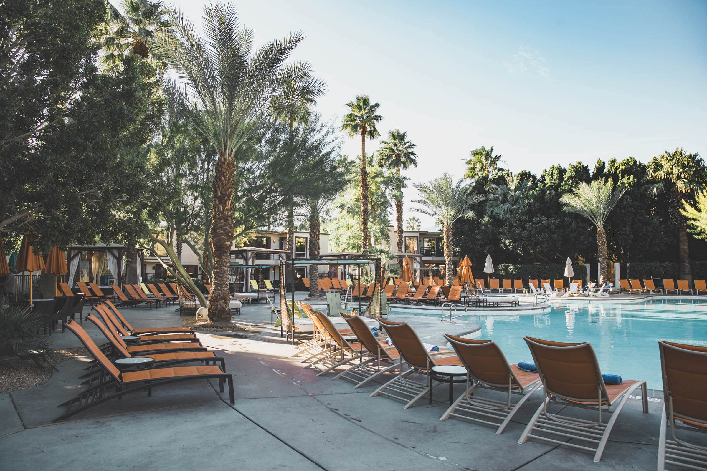 Hotels in Palm Springs